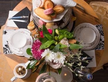 High Tea Experience at Vintage French-Inspired Stepney Cafe