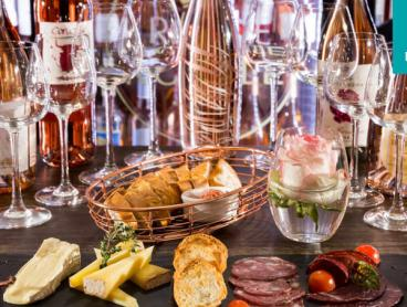 Rosé Wine Tasting, Cheese and Charcuterie in Potts Point