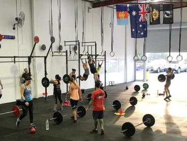 Save 93% on One Month of Unlimited CrossFit and HIIT Classes, PT Sessions and More!