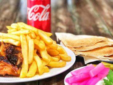 Charcoal Chicken Feast with Drinks in Dulwich Hill
