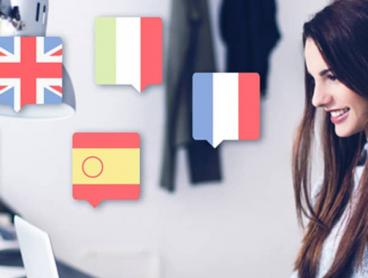 Learn a New Language Online from $9!
