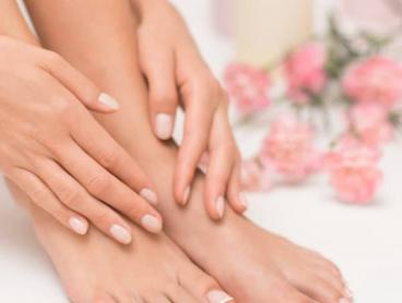 Manicure or Pedicure in Canning Vale with Optional Shellac