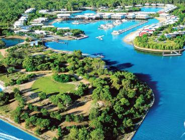 Couran Cove Island Day Trip Package with Lunch Credit & More
