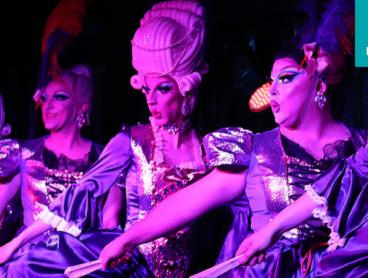 Dinner and Drag Bingo in Fitzroy with Cabaret Show Upgrade