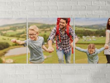 Decorate Your Walls with On-Trend Split Photo Canvases!