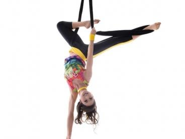 Save up to 61% on a Five-Week Course at an Aerial Dance Studio in Phillip
