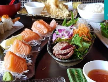 Multi-Dish Japanese Tasting Banquet in Pyrmont