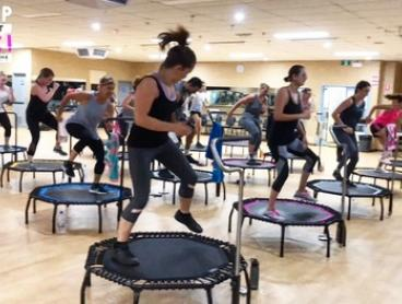 Jumping Class Pass: 5 Classes for 1 ($10) or 15 Passes for 2 People ($40) at Pro Jumping Fitness (Up to $470 Value)