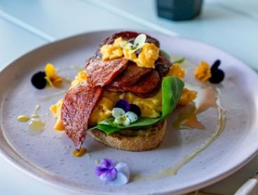 All-Day Breakfast + Coffee (Sat-Sun): 1 ($9.90), 2 ($19.80) or 4 ($39.60), Simplicity Cafe - Darling Harbour (Up to $82)