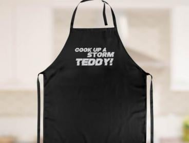 Personalised Kitchen Aprons - Great Gift Idea!