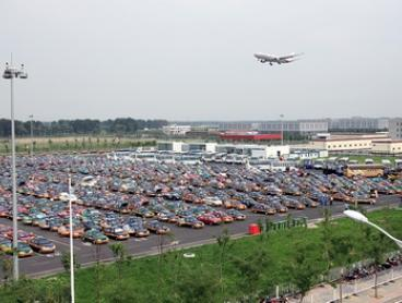 Airport Parking with Shuttle: 3 ($35), 5 ($55), 7 ($75) or 10 Days ($105) with Air Travel Parking