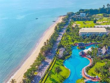 Experience Thailand's Biggest Swimming Pool & Five-Star Sofitel Sophistication in Tropical Krabi