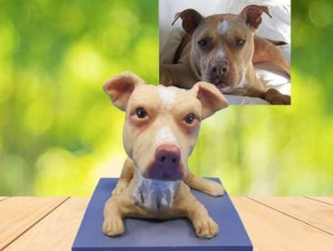 Create a Customised Bobblehead Doll for Your Pet Dog or Cat