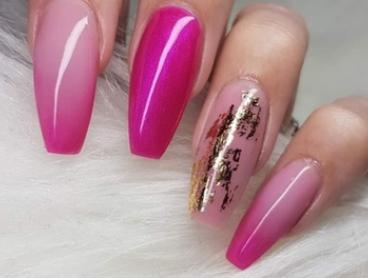Acrylic Nails with Normal ($25) or Gel Polish ($35), or Gel Manicure ($19) at Xquizit Beauty Emporium (Up to $75 Value)