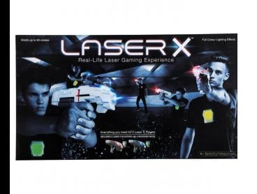 Laser X Double Player Real-Life Laser Gaming Set