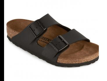 Birkenstock Arizona Unisex Regular Fit Sandal - Black