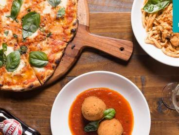 Two-Course Authentic Italian Dinner with Drinks in Leabrook