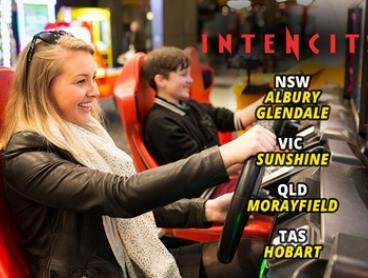 Two ($15) or Four ($30) Intencity Super Sessions Passes at Intencity, Five Locations (Up to $60 Value)