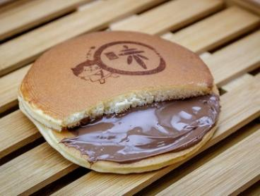 Traditional Japanese Dorayaki ($2.50), or Drink ($3.50), or Both ($5.50) at Fujimi Dorayaki, 3 Locations (Up to $10.30)