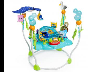 Finding Nemo Sea Of Activities Baby/Infant Bouncer/Jumper Rocking Chair/Music/Toy