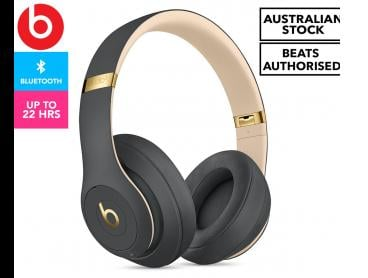 Beats Studio3 Bluetooth Wireless Over-Ear Headphones - Shadow Grey