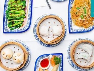 10-Dish Yum Cha Feast with Chinese Tea in St Ives