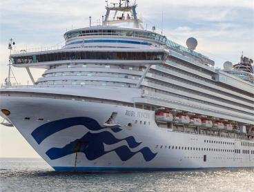 4-Day Cruise Departing Sydney Aboard Ruby Princess