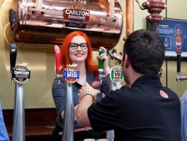 Iconic Carlton Brewhouse Beer Tasting and Brewery Tour