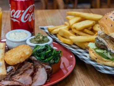 All-Day Breakfast or Lunch with Drinks in Brunswick East