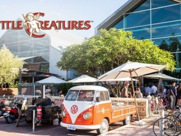 1-Hr Brewery Tour with Tasting and Pizza for 2 ($39) or 6 People ($117) at Little Creatures Brewery (Up to $240 Value)