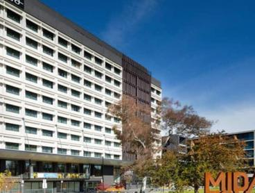 Five Days of Parking at Mantra Macarthur Hotel in Turner