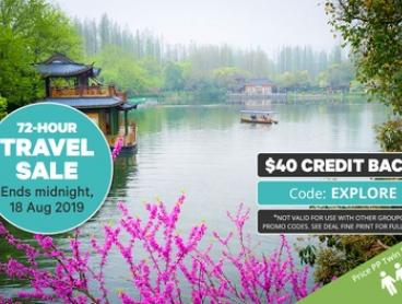 ✈ China: From $777 Per Person for an 11-Day Classic China Getaway inc. Shanghai and Beijing with Flights