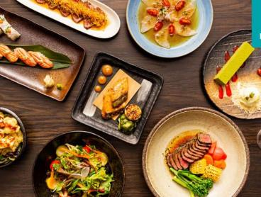Nine-Dish Japanese Degustation with Drinks in Circular Quay