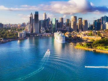 FLASH SALE: 2.5-Hour Father's Day Harbour Cruise with Buffet