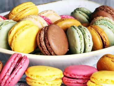 Pick Up a Box of 24 Delicious Macarons in Leichhardt