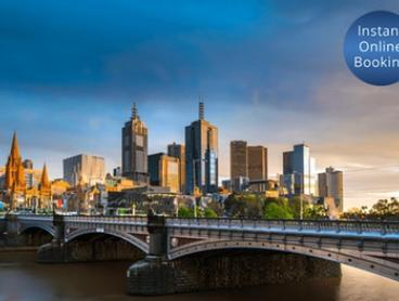 Melbourne: 1-3 Nights for Four with Breakfast, Late Check-Out and Parking at Quality Hotel Batman's Hill on Collins
