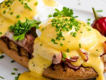 Brekkie or Lunch with Drinks in the Heart of the CBD