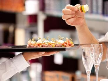 Three-Hour Cocktail Food Package for 20 ($99) or 40 People ($189) at Sebastyan's Bar, CBD (Up to $780 Value)