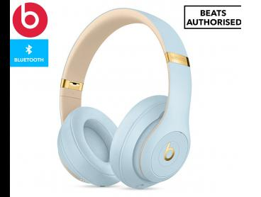 Beats Studio3 Bluetooth Over-Ear Headphones - Crystal Blue