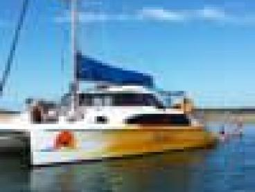 Four-Hour Catamaran Cruise + Lunch, BYO and Water Activities