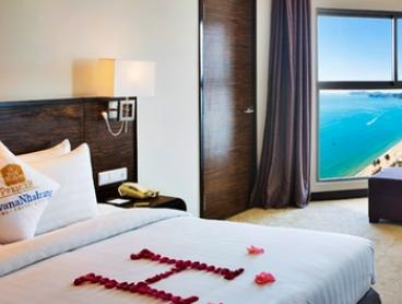 Vietnam: 5- or 7-Night Beach Side Getaway for Two People with Buffet Breakfast and Dinner at Havana Nha Trang Hotel