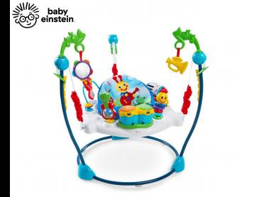 Baby Einstein Neighborhood Symphony Baby Activity Jumper Bouncer