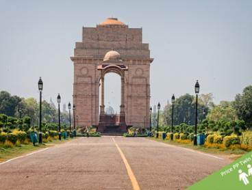India, Golden Triangle: Standard ($799) or Premium ($1,099) 11-Day Tour with Hotels, Guide and Transfers