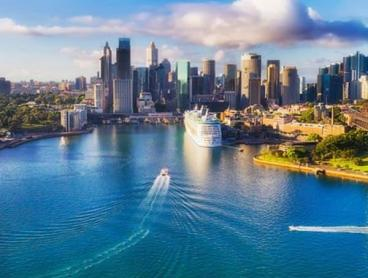 Sydney Harbour Cruise with a Three-Course Lunch