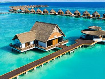 All-Inclusive Barefoot Bliss in the Maldives with Return Domestic Flights from Malé