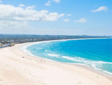 Family Beachside Apartment Stay in Kingscliff