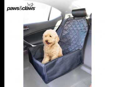 Paws & Claws 2-In-1 Pet Booster Car Seat & Cover