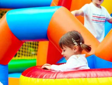 Full-Day Inflatables Fun Pass in Modbury North