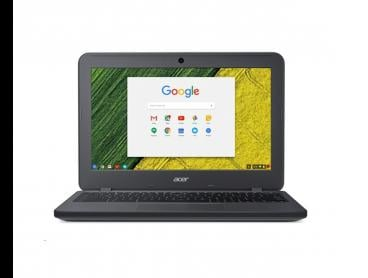 "Acer C731E Premium Education Chromebook 11.6"" Intel Celeron N3160 Quad Core 4GB 16GB SSD NO-DVD ChromeOS 1yr warranty - BYOD - lightweight 1.35kg, lo"