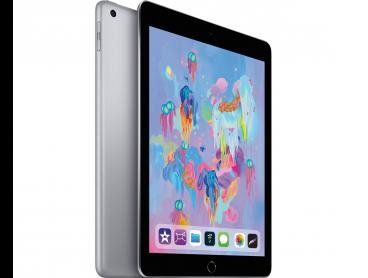 APPLE iPad 9.7INCH WI-FI 32GB (6th GEN) - Space Grey (MR7F2X/A)